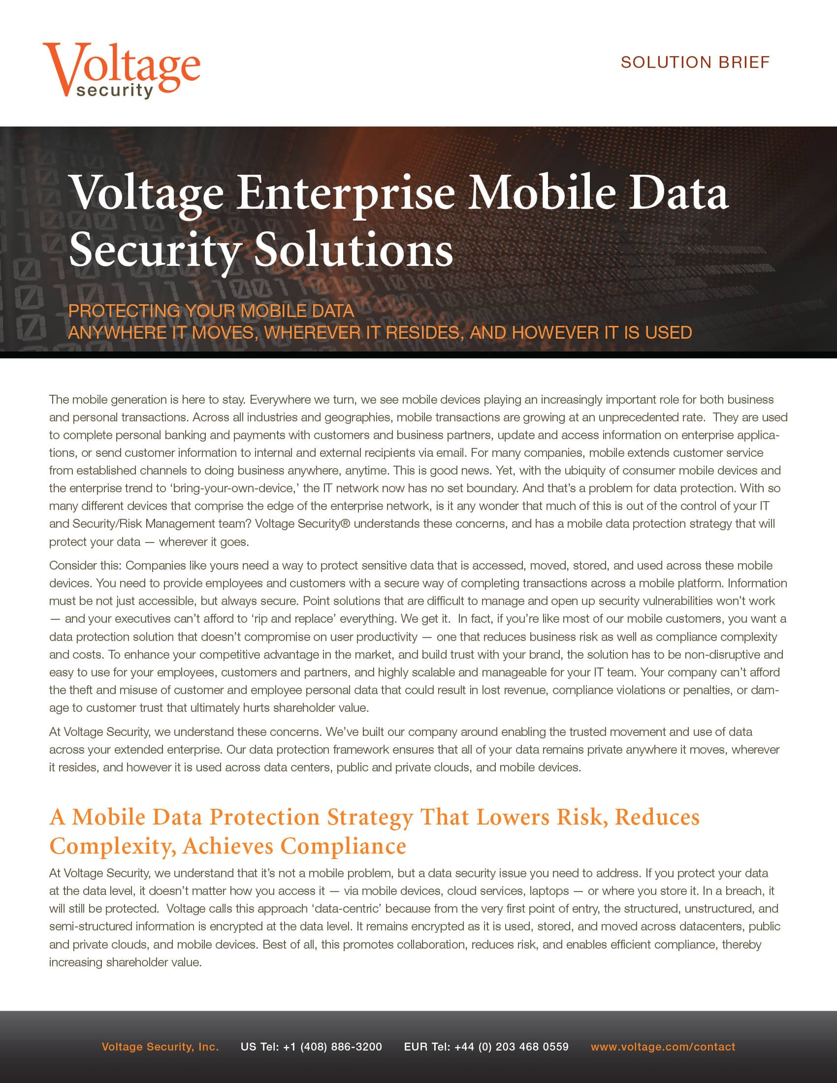 Data Security What Is Mobile Strategy Photos