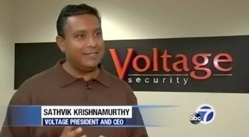 ABC-TV interviews Voltage Security following Barnes & Noble breach