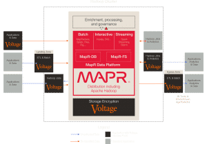 Voltage SecureDataTM and MapR Data Platform