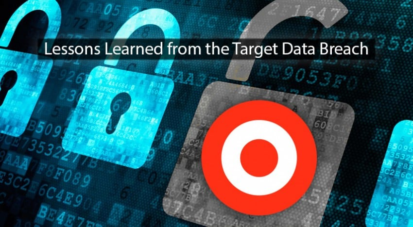Lessons learned from the Target data breach