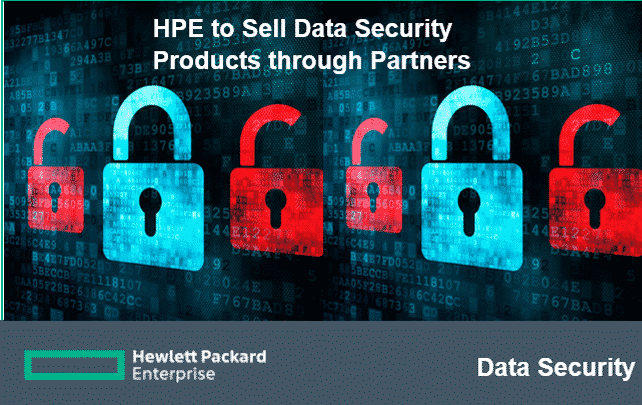 HPEToSellThroughPartners