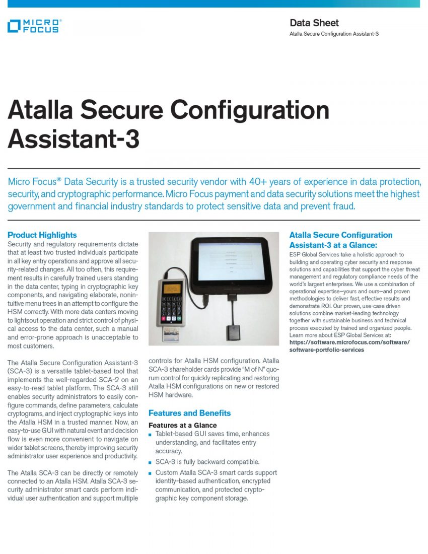 Atalla Secure Configuration Assistant-3
