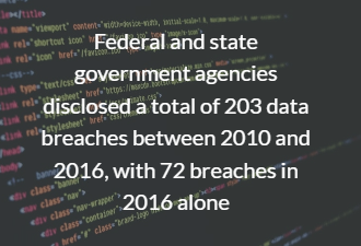 High Value Government Data